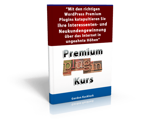 WordPress Premium Plugin Kurs