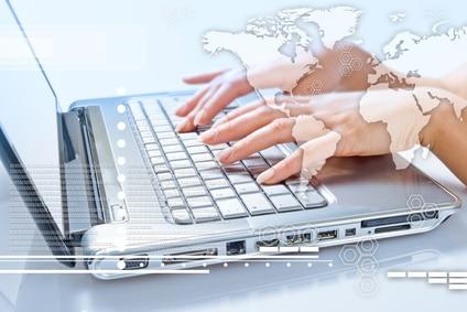 Online Texte schreiben - © Silroby - Fotolia.com