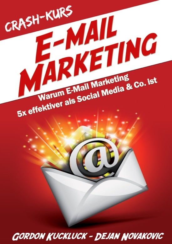 Neues Kindle E-Book: Crash-Kurs E-Mail-Marketing – kurzzeitig kostenlos!