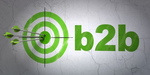 b2b Online-Marketing © Maksim Kabakou - Fotolia.com