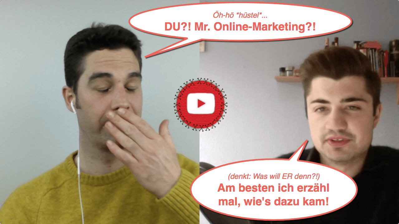 "Folge #18: ""Vom Student zu Mr. Online-Marketing"" – Interview mit Mario Reinwarth – GeldSchritte.de Podcast"