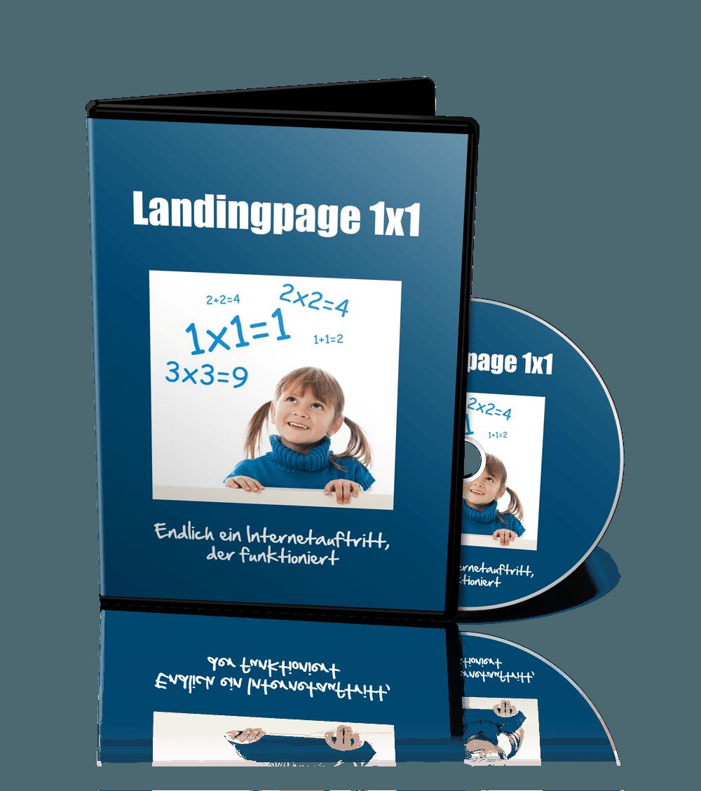 Das Landingpage 1x1