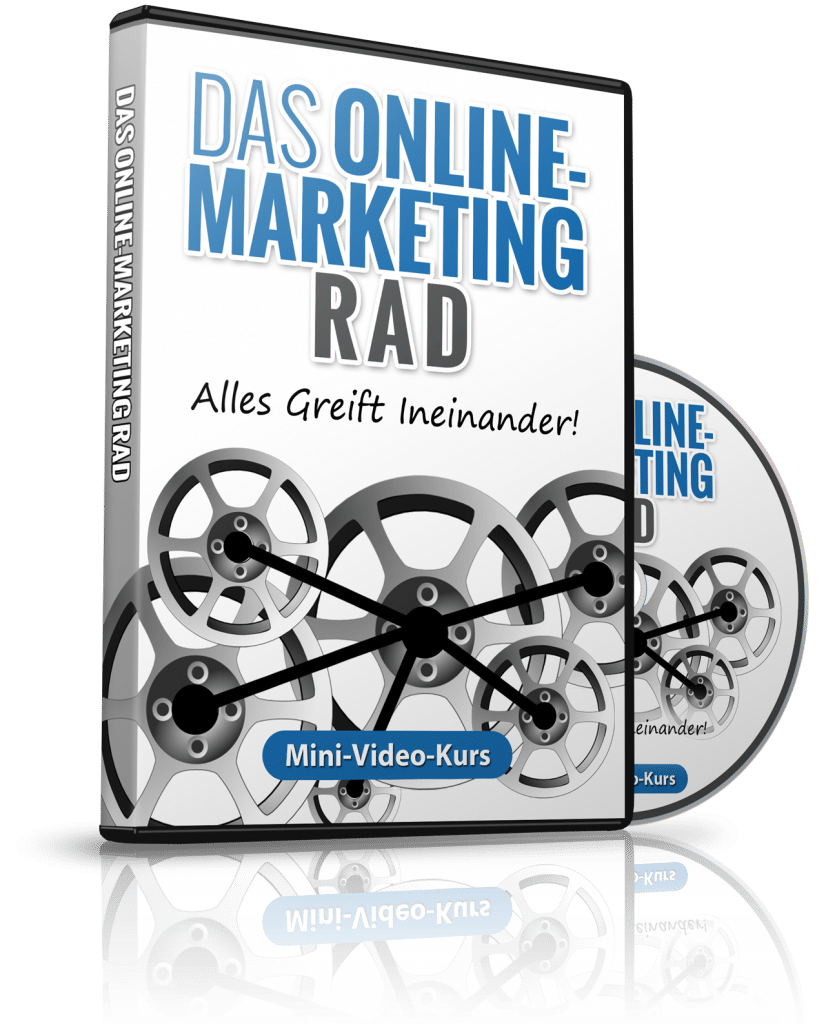 Das Online-Marketing Rad