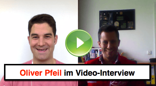 Oliver Pfeil im Video-Interview